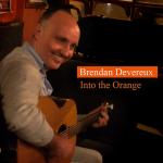 Photo Cover for Brendan Devereux solo album 'Into the Orange'