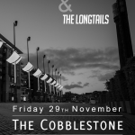 Photo and Graphic of Dave Mc Guinness and the Longtails concert