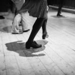 Sean-nós dancing class