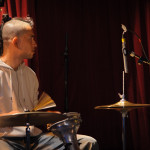 Sean Saad on Percussions